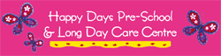 Happy Days Pre-School  Long Day Care Centre - Gold Coast Child Care